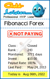 Fibonacci Forex Monitoring details on gold-lister.com