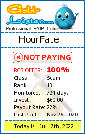HourFate Monitoring details on gold-lister.com