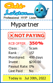 Mypartner Monitoring details on gold-lister.com